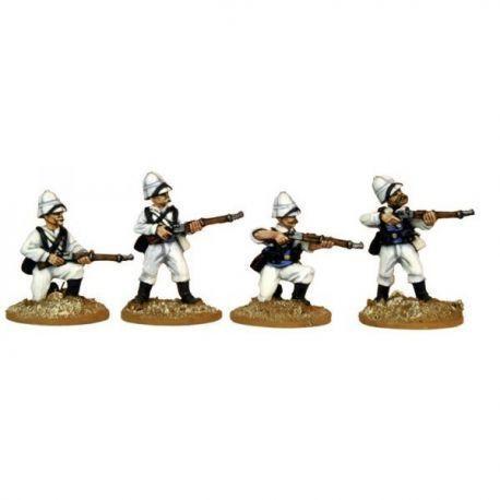 Legion in Sun Helmets
