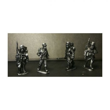 Marching Legion Command/Characters