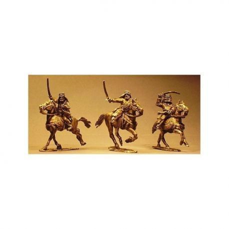 Arab Cavalry (3 figures)