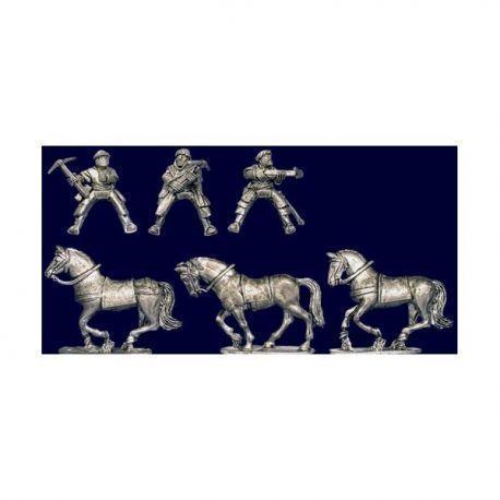 Andalusian Mounted Crossbowmen