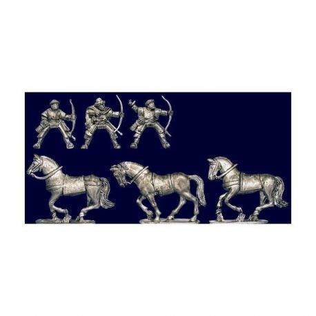 Andalusian Mounted Archers