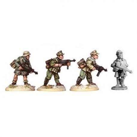 Deutches Afrika Korps Sub Machine Guns