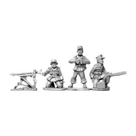 Afrika Korps Static Fire MG34