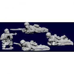Fallschirmjager MG42 firing (4)