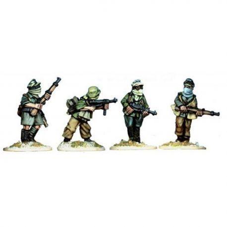 Deutches Afrika Korps Panzergrenadiers