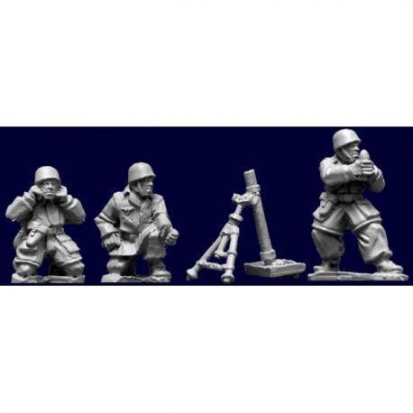 Fallschirmjager Mortar Team