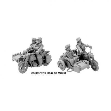 Feldpolizei Motorcycle Combination