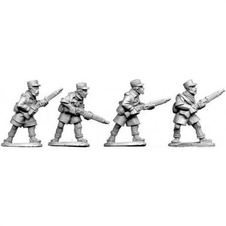 French Foreign Legion Riflemen