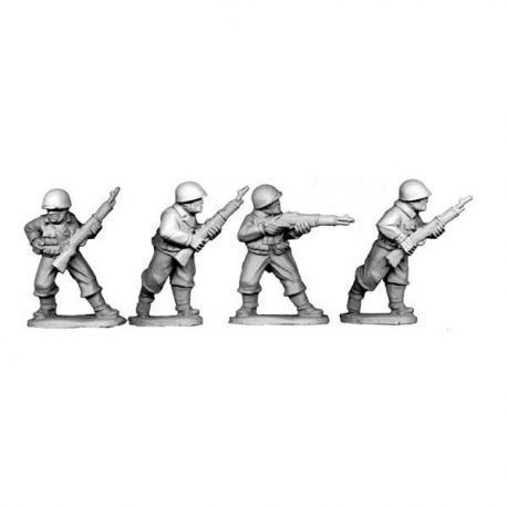 US Infantry Riflemen II
