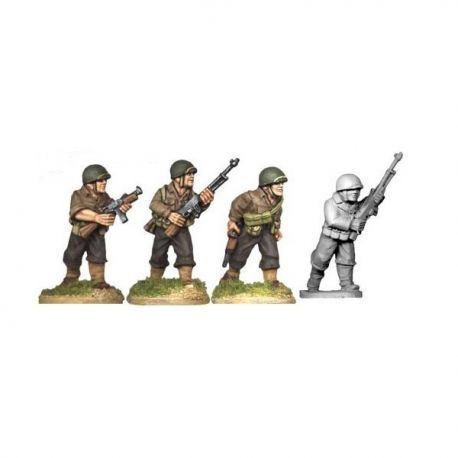 US Infantry B.A.R.S and Carbines