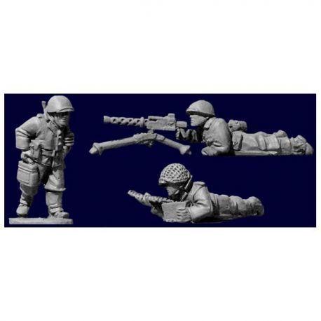 U.S. Inf. .30cal team