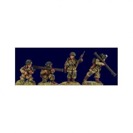 US Airborne Bazooka Teams