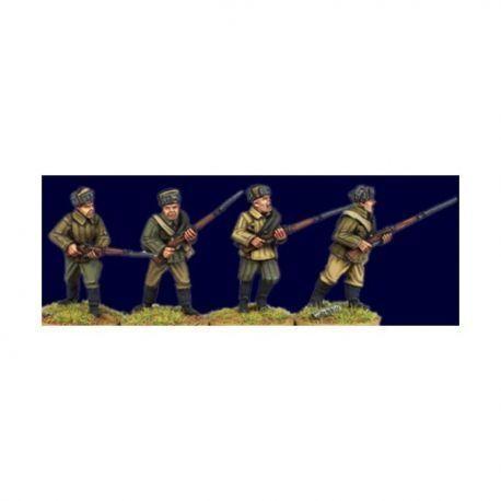 Soviet Riflemen (Fur Hats)