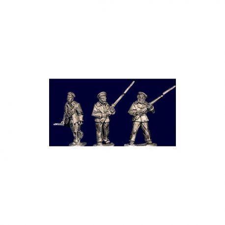 Partisan Rifles I.