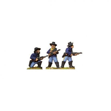 7th Cavalry w/Carbines (foot)