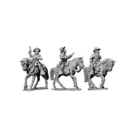 7th Cavalry w/ Carbines (Mtd)