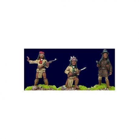Apache Characters 2