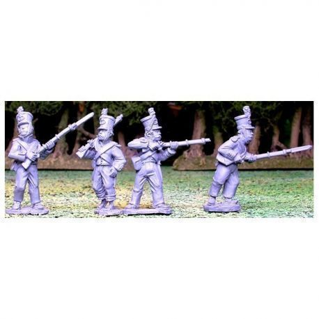 Mexican Infantry II (4)