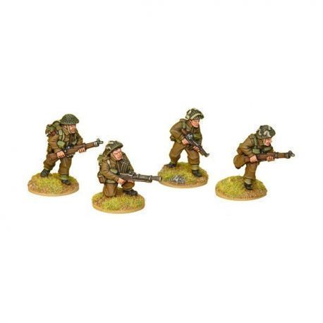 British Commando Bren Teams