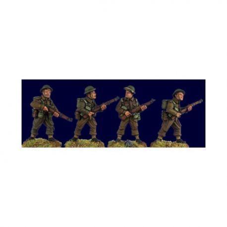 British and Commonwealth Riflemen I