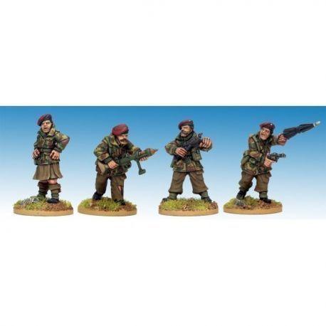 British Airborne Command/ Characters II (4)