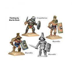 Murmillones & Crupellarius (4)
