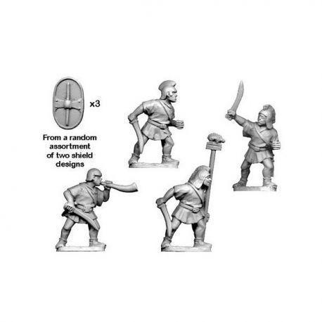 Spanish Scutari Command - Standing (4)