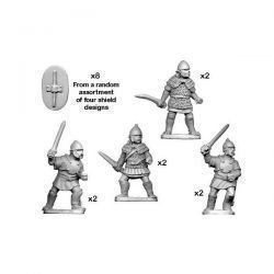 Celtiberian Warriors with Swords (8)