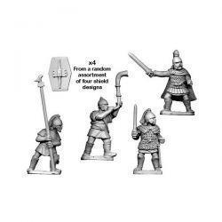 Celtiberian Warriors Command (4)