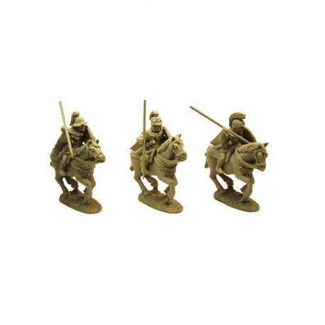 Armoured cavalry in chain (3)