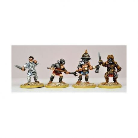 Gladiator Characters