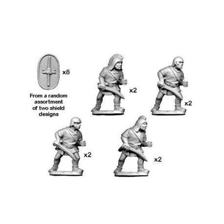 Spanish Scutari with Sword - Standing (8)