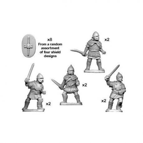 Celtiberian Warriors with Swords (8)