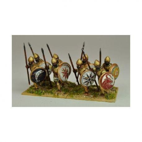 Citizen Spearmen in Cuirass (8)