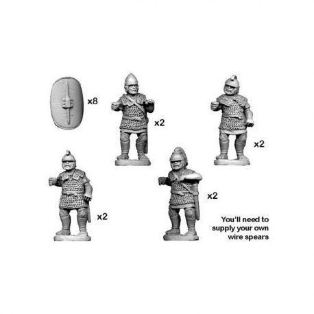 Veteran Spearmen (8)