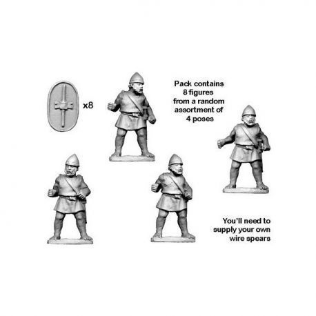 Numidian Trained Infantry