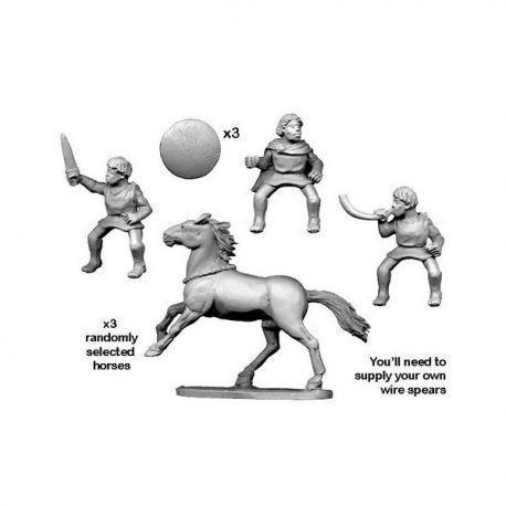 Numidian Cavalry Command