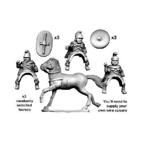 Armoured Thracian Cavalry