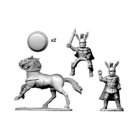Oscan General (Foot and Mounted)