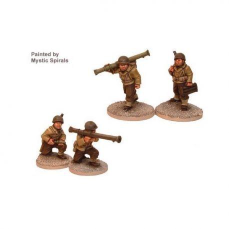 US Bazooka Teams (4 figs)