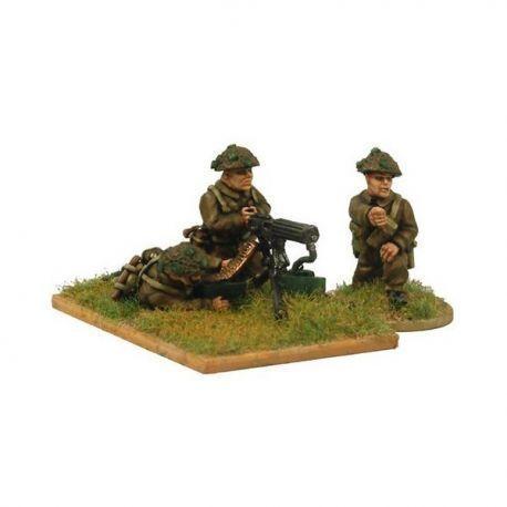 Late British Vickers MG (1 Vickers, 3 crew)