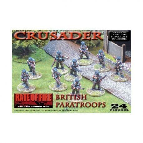British Paratroopers