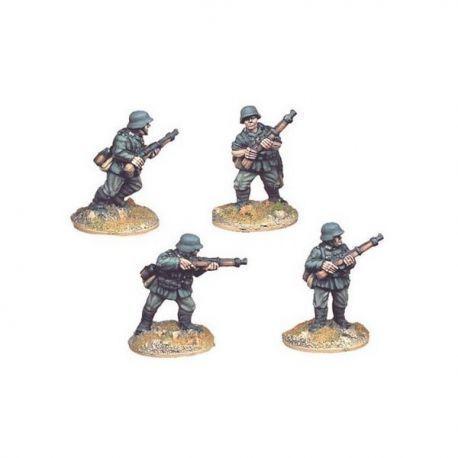 German Riflemen II (4 figs)