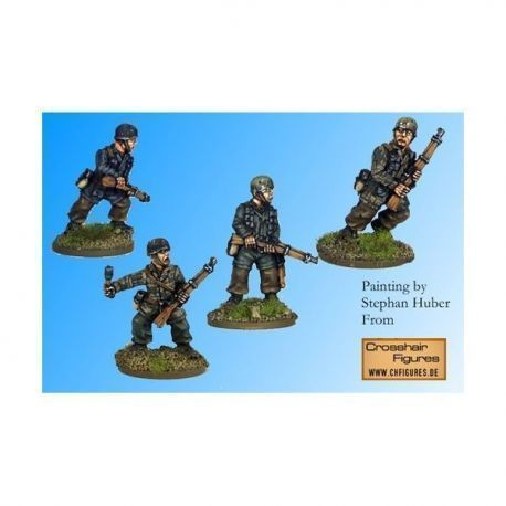 German Paratroopers Riflemen I