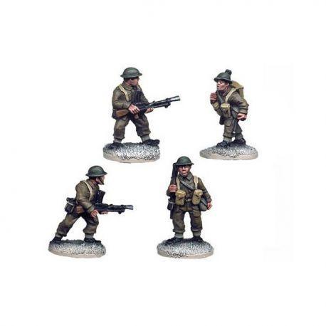 British Bren Gun Teams (4 figures)