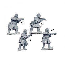 Unarmoured Spanish Crossbowmen (8)