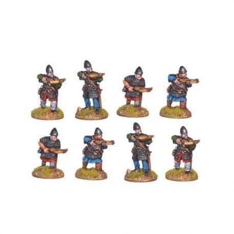 Norman Crossbowmen (8 figs)