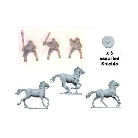 Mounted Irish Noble Command