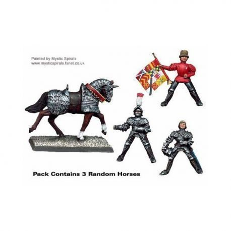 Mounted Men-at-Arms Command (3)