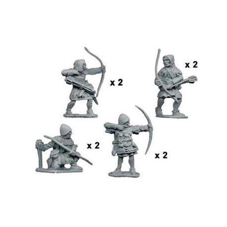 Hundred Years War Longbowmen (8)
